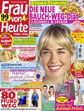 FRAU von HEUTE NR18-19