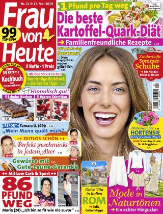 FRAU von HEUTE NR21-19