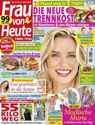 FRAU von HEUTE NR22-19