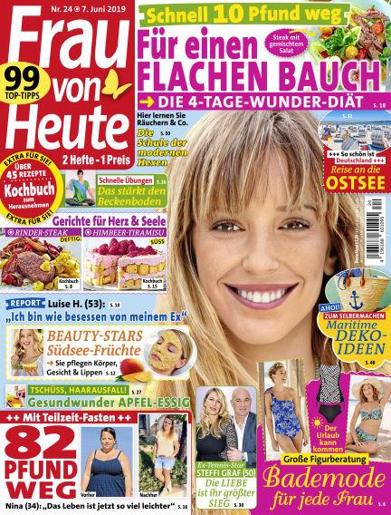 FRAU von HEUTE June 07, 2019 00:00