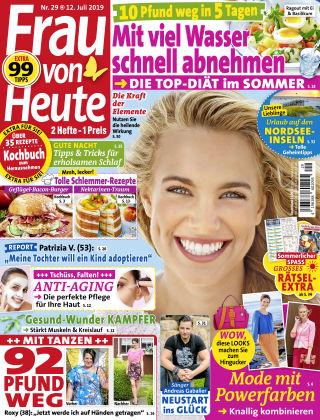 FRAU von HEUTE NR29-19