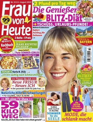 FRAU von HEUTE NR32-19