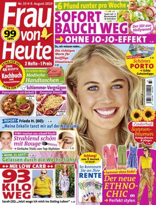 FRAU von HEUTE NR33-19