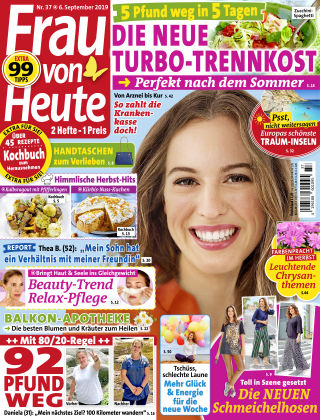 FRAU von HEUTE NR37-19
