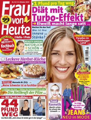 FRAU von HEUTE NR41-19