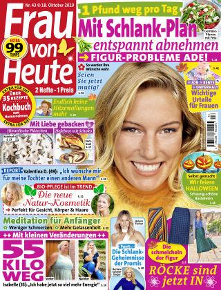 FRAU von HEUTE NR43-19