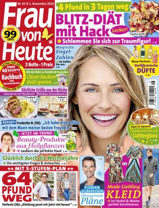 FRAU von HEUTE NR45-19