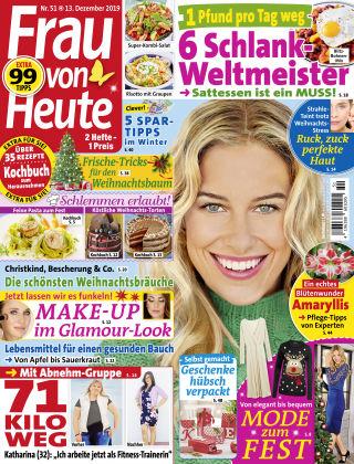FRAU von HEUTE NR51-19