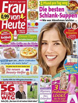 FRAU von HEUTE NR15-20