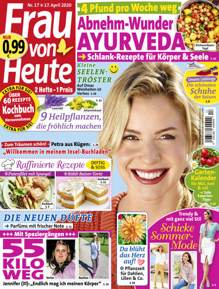 FRAU von HEUTE April 17, 2020 00:00