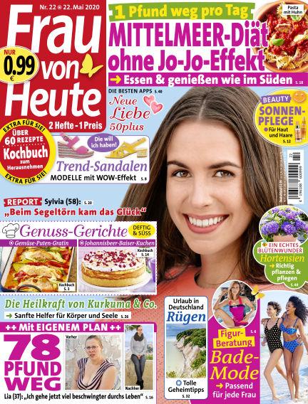 FRAU von HEUTE May 22, 2020 00:00