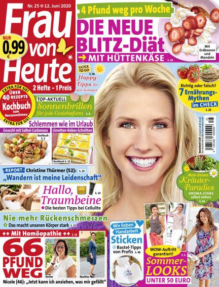 FRAU von HEUTE June 12, 2020 00:00