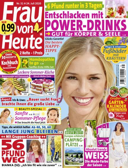FRAU von HEUTE July 24, 2020 00:00