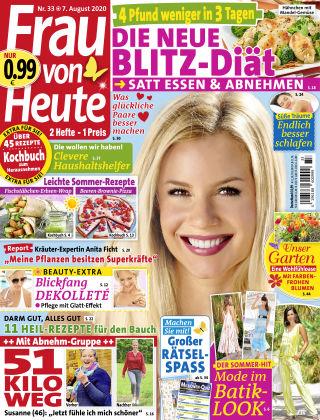 FRAU von HEUTE NR33-20