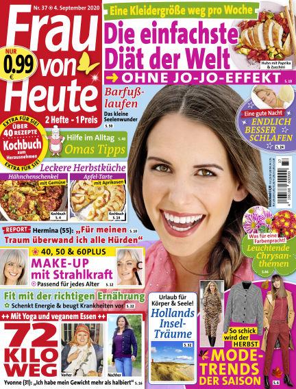 FRAU von HEUTE September 04, 2020 00:00