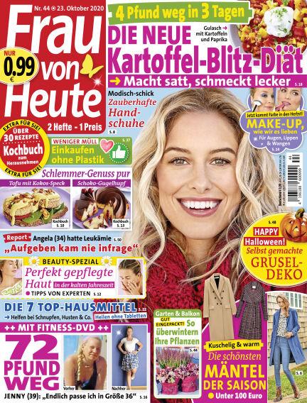 FRAU von HEUTE October 23, 2020 00:00