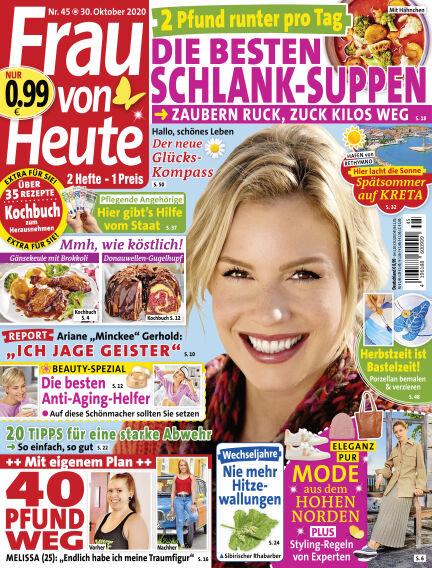 FRAU von HEUTE October 30, 2020 00:00