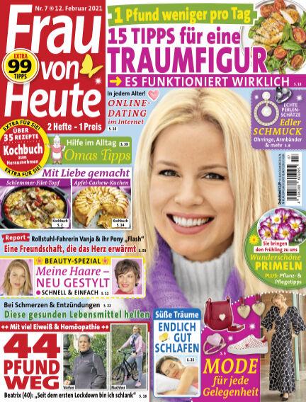 FRAU von HEUTE February 12, 2021 00:00