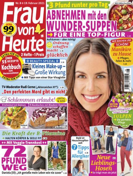 FRAU von HEUTE February 19, 2021 00:00
