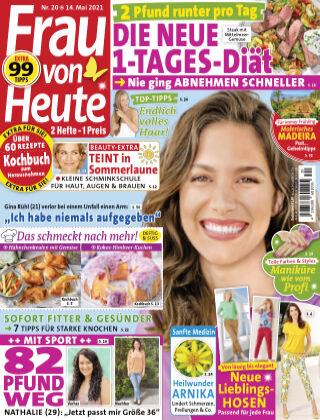 FRAU von HEUTE NR20-21