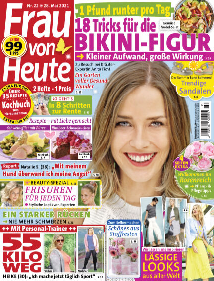 FRAU von HEUTE May 28, 2021 00:00