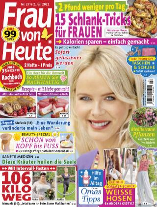 FRAU von HEUTE 27-2021