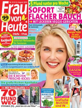 FRAU von HEUTE 33-2021