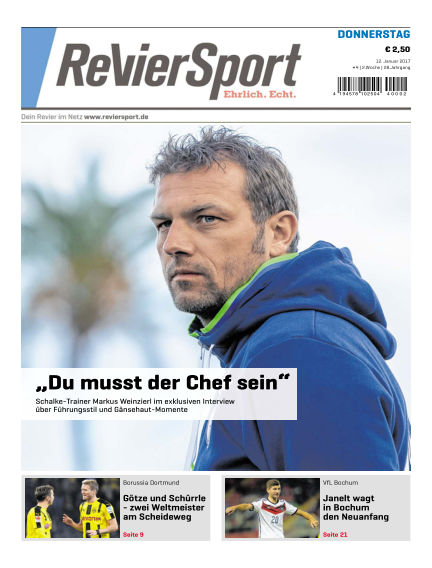RevierSport January 12, 2017 00:00