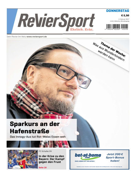RevierSport February 02, 2017 00:00