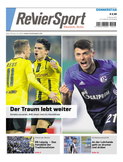 RevierSport February 09, 2017 00:00
