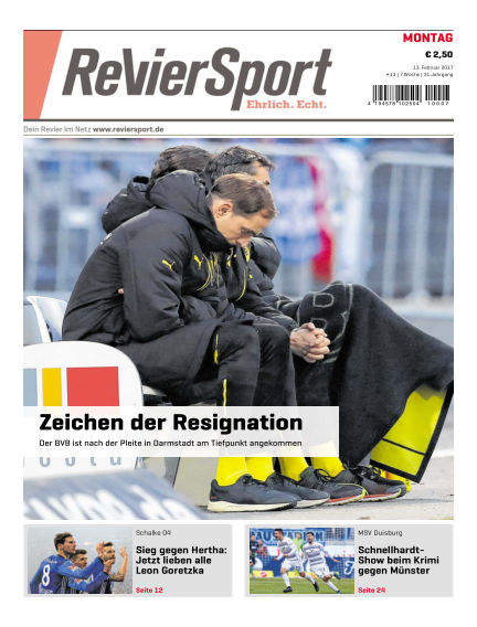 RevierSport February 13, 2017 00:00