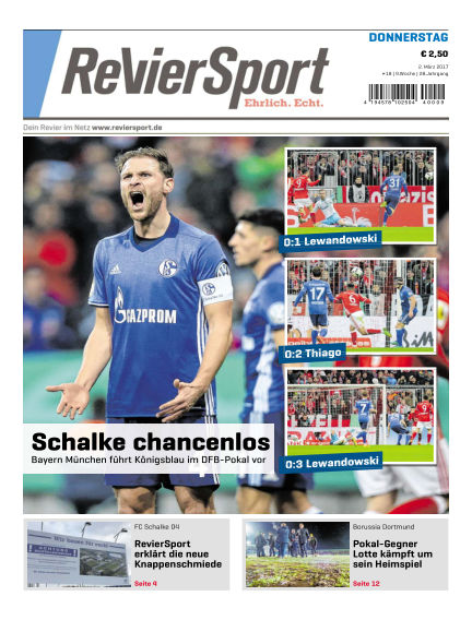 RevierSport March 02, 2017 00:00