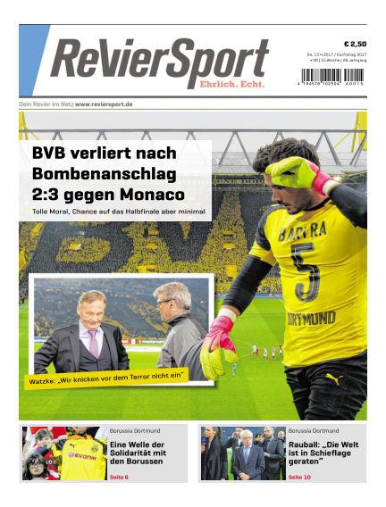 RevierSport April 13, 2017 00:00