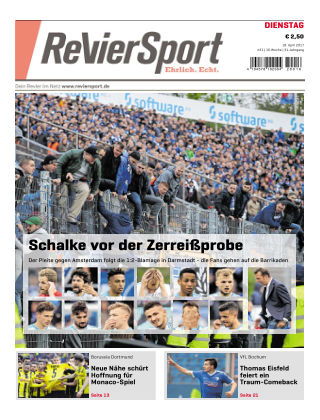 RevierSport 31-2017