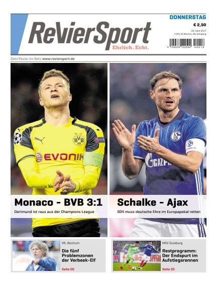 RevierSport April 20, 2017 00:00