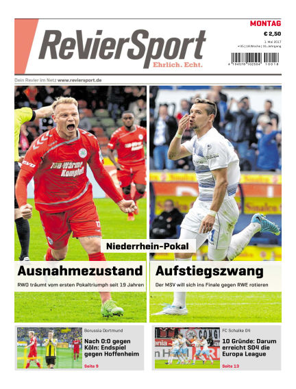 RevierSport May 01, 2017 00:00