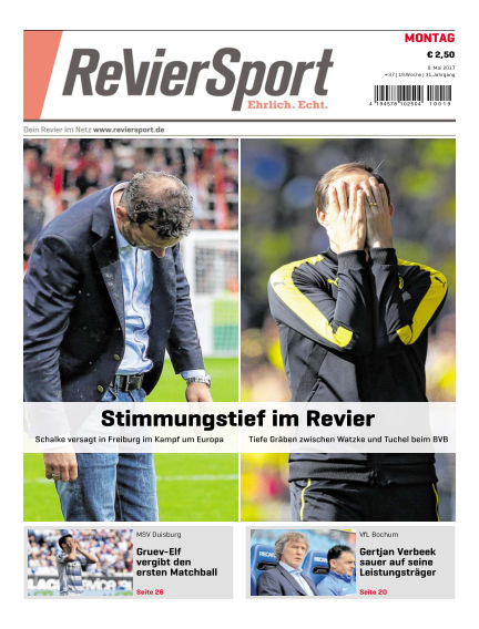RevierSport May 08, 2017 00:00