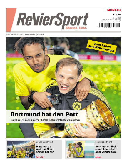 RevierSport May 29, 2017 00:00
