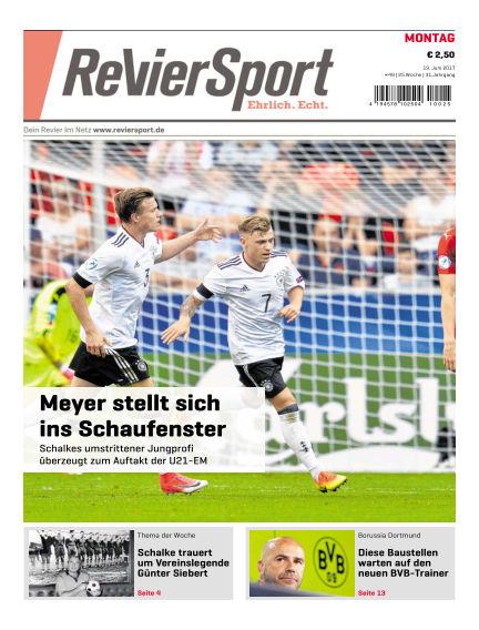 RevierSport June 19, 2017 00:00