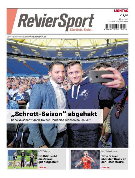 RevierSport June 26, 2017 00:00