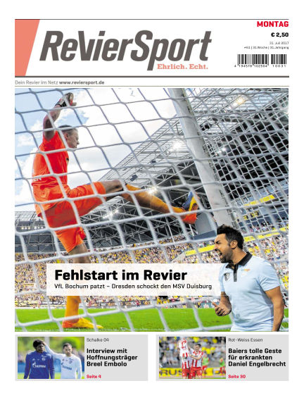 RevierSport July 31, 2017 00:00