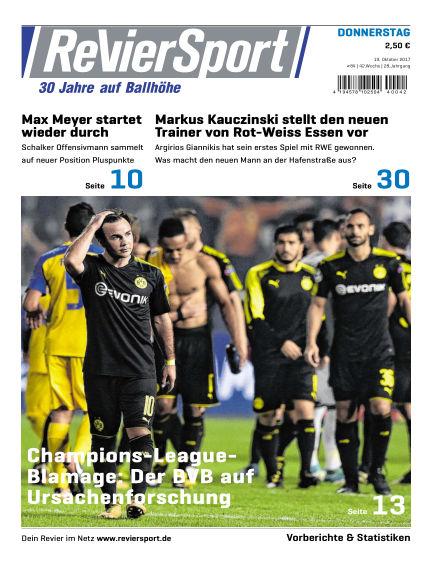 RevierSport October 19, 2017 00:00