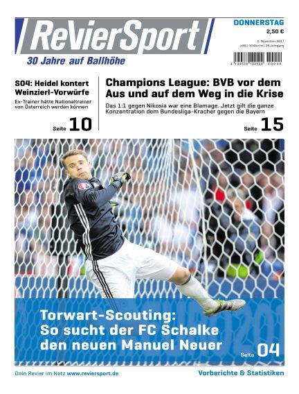 RevierSport November 02, 2017 00:00