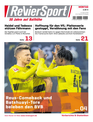 RevierSport 13-2018