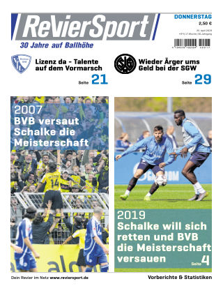 RevierSport 32-2019