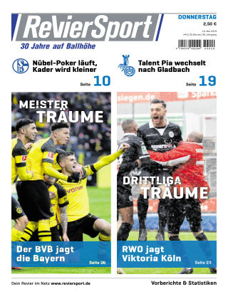 RevierSport 38-2019