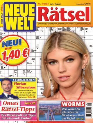Neue Welt Rätsel  Nr. 04 2021