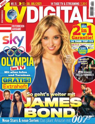 TV DIGITAL SKY Österreich 15-2021