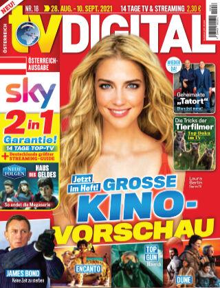 TV DIGITAL SKY Österreich 18-2021