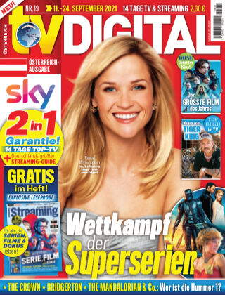 TV DIGITAL SKY Österreich 19-2021